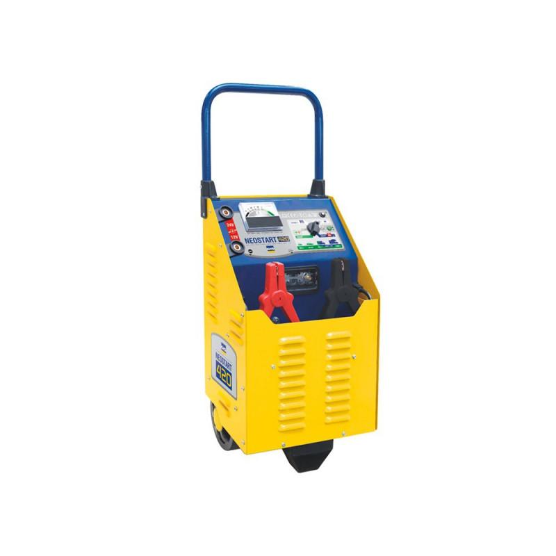 Chargeur Démarreur NEOSTART 420 GYS 12/24V pour batterie de 20à 1000ah