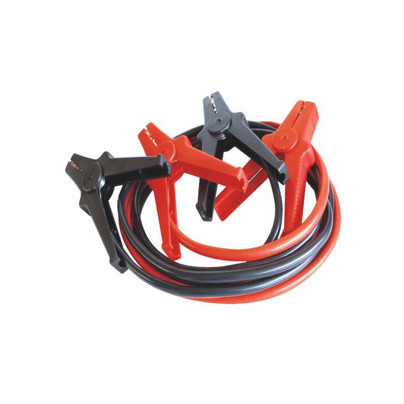 cable dépannage démarrage 500A 25mm² longueur 3.5M