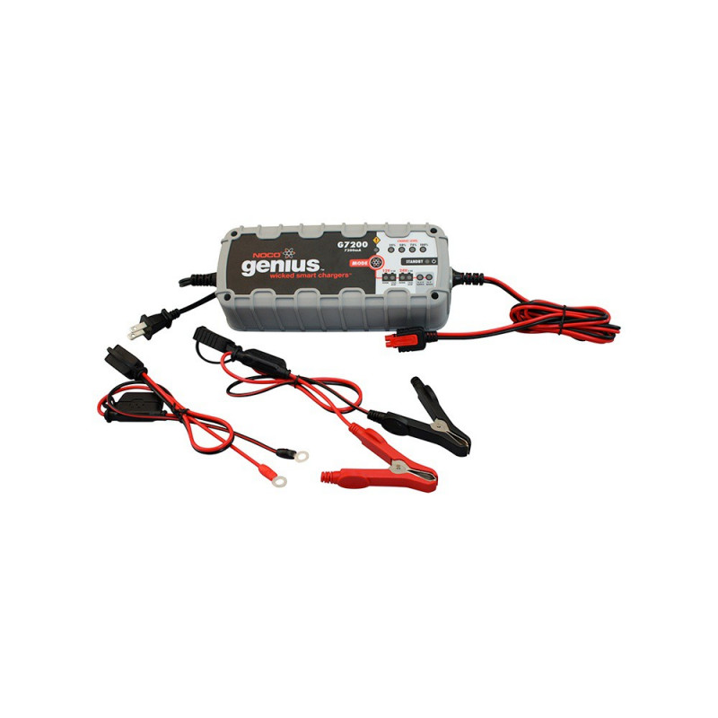 Chargeur NOCO G7200 12/24V 7.2A