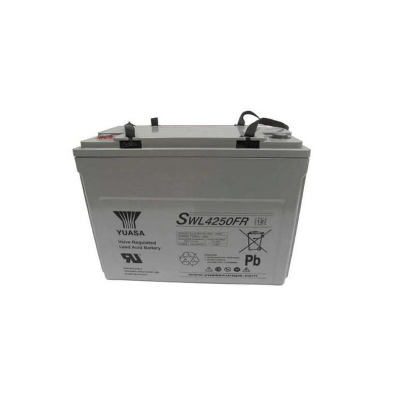 Batterie plomb étanche SWL4250 Yuasa Yucel 12v 140ah