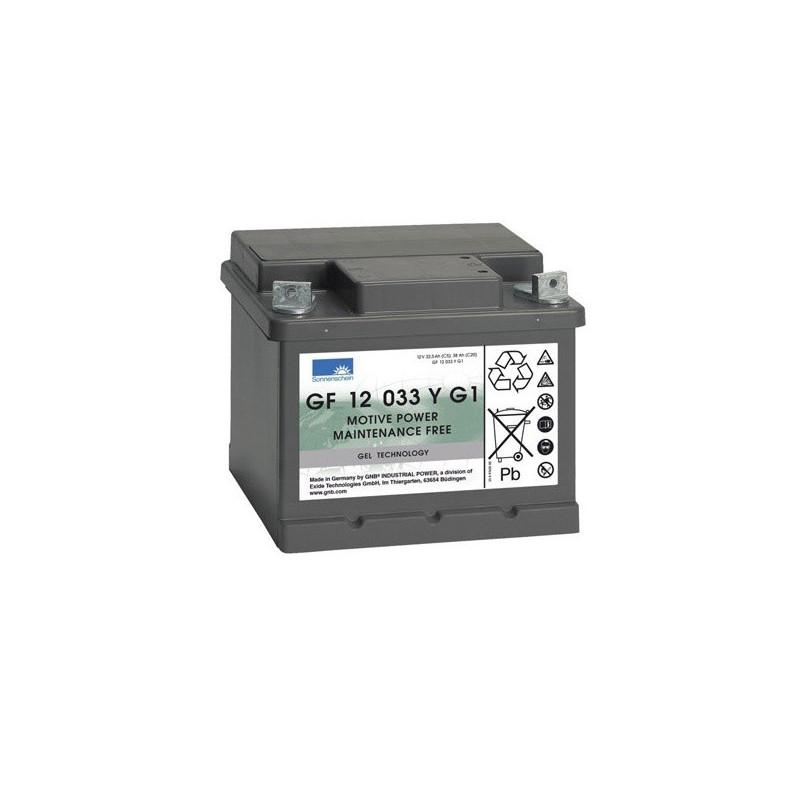Batterie Gel Sonnenschein GF12033YG1 12v 38ah