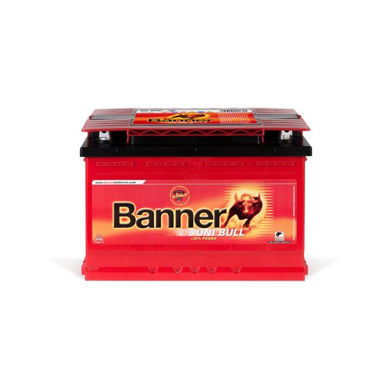 Batterie Banner Uni Bull 50500 12v 80ah 700A