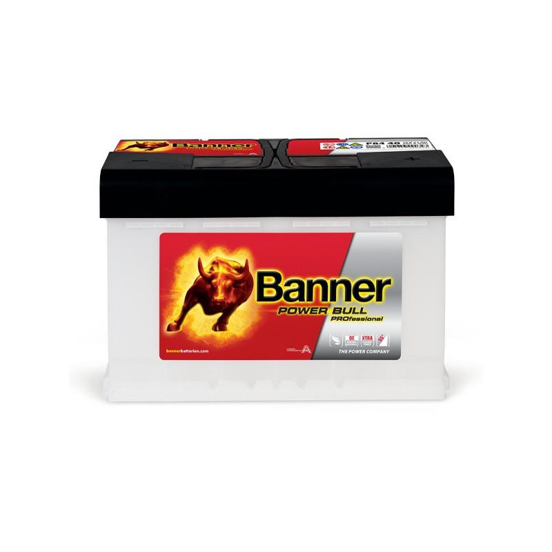 Banner Power Bull Pro P8440 12v 84ah 720A