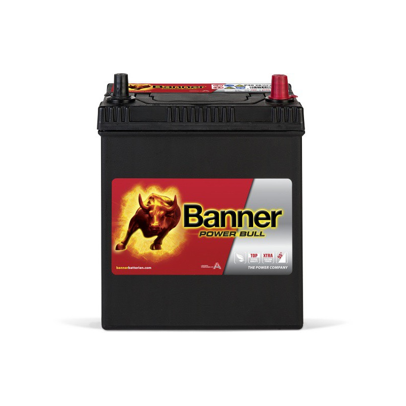 Banner Power Bull  P4026 12v 40AH 330A