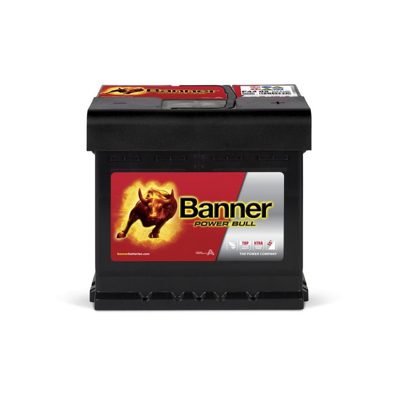 Banner Power Bull  P4409 12v 44AH 420A