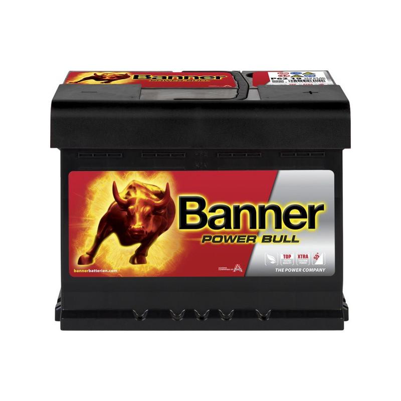 Banner Power Bull  P6219 12v 62AH 550A