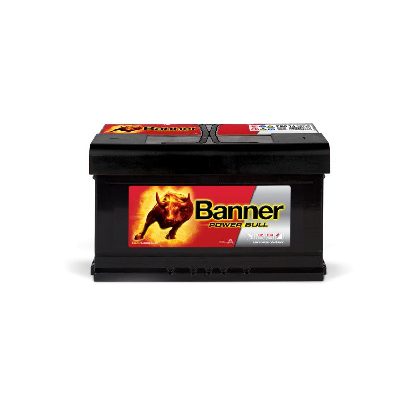 Banner Power Bull  P8014 12v 80AH 700A