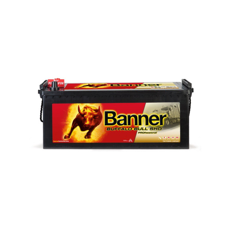 Batterie Banner Buffalo Bull SHD PRO 68008 12v 180ah 1000A