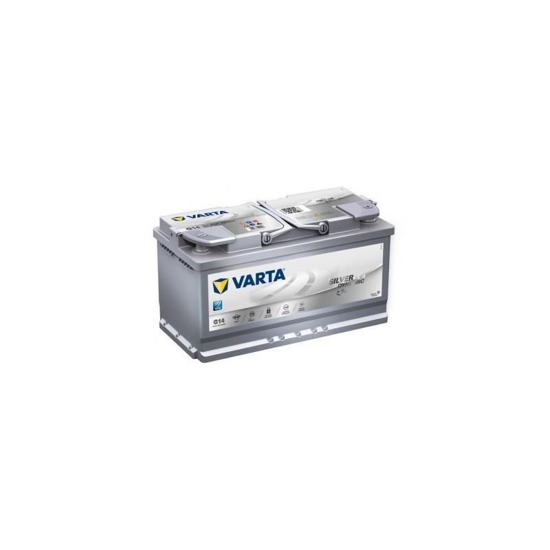 Batterie Varta START-STOP AGM G14 12V 95ah 850A