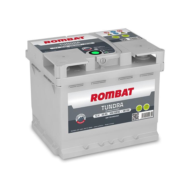 Batterie Rombat TUNDRA EB150 12V 50ah 500A