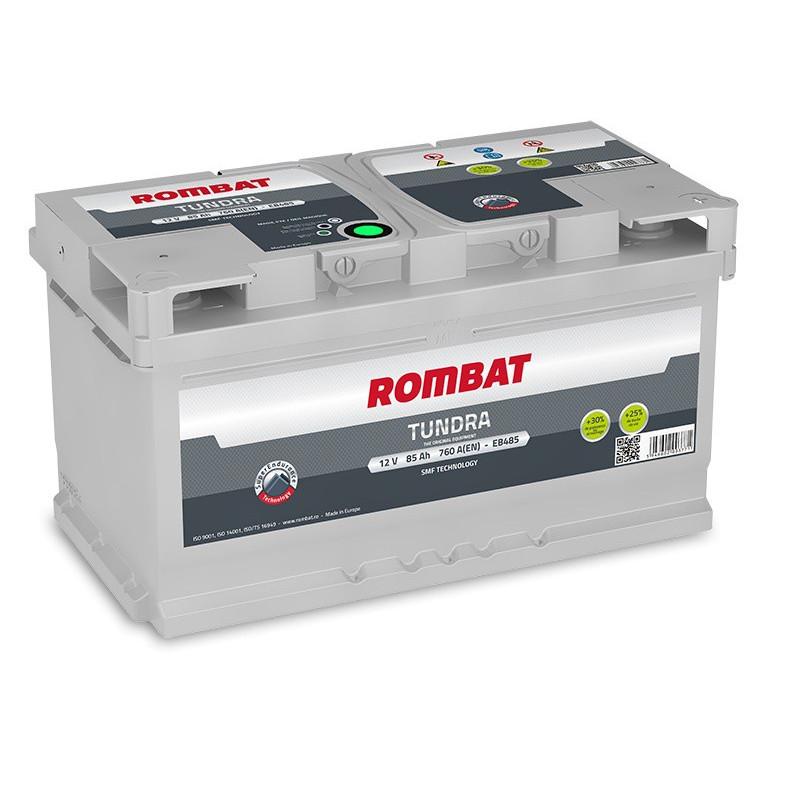 Batterie Rombat TUNDRA EB485 12V 85ah 760A