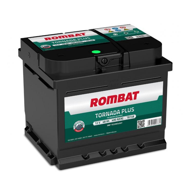 Batterie Rombat TORNADA TB148 12V 48ah 400A