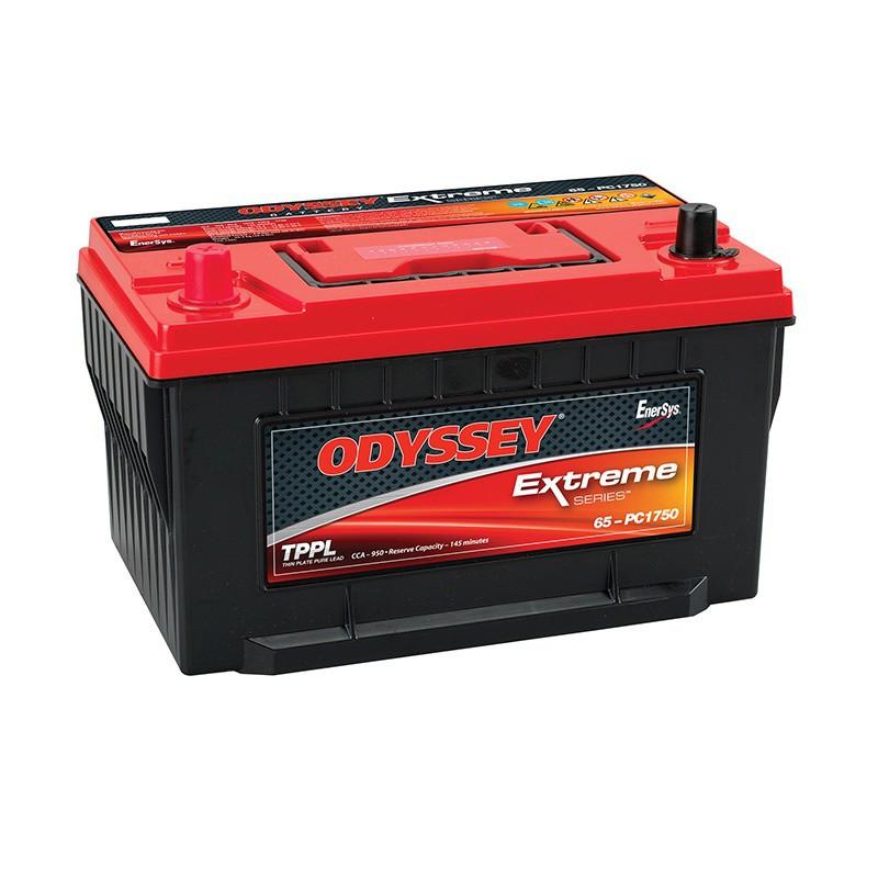 Batterie Odyssey PC1750 12v 74ah 1180A