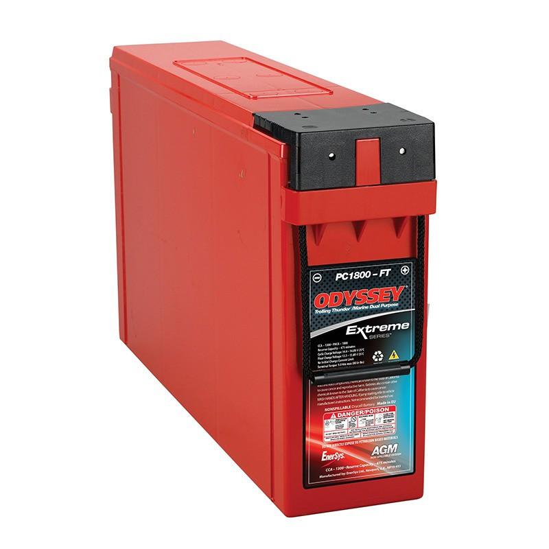 Batterie Odyssey PC1800 12v 214 ah 1660A