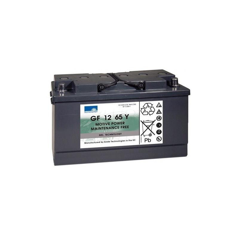 Batterie Gel Sonnenschein GF12065 Y 12v 78ah