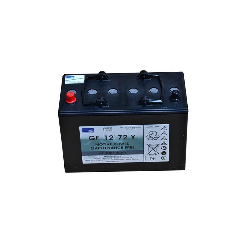 Batterie Gel Sonnenschein GF12072 Y 12v 80ah