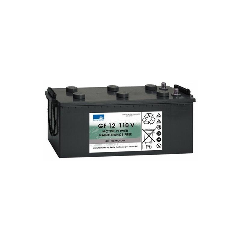 Batterie Gel Sonnenschein GF12110V 12v 120ah