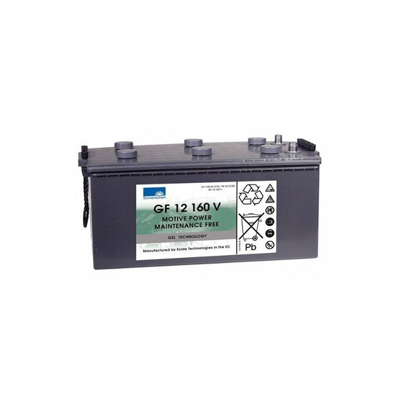 Batterie Gel Sonnenschein GF12160V 12v 196ah