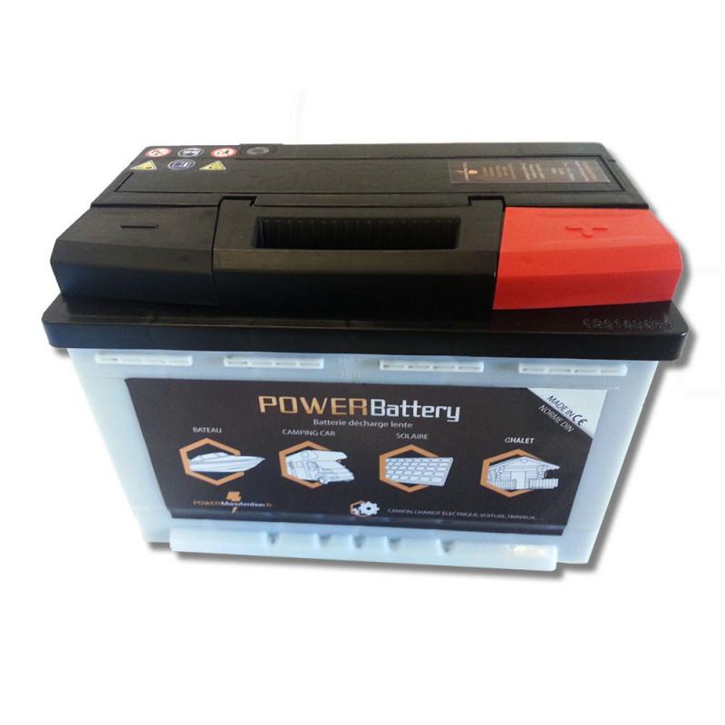 Batterie décharge lente 12v 100ah