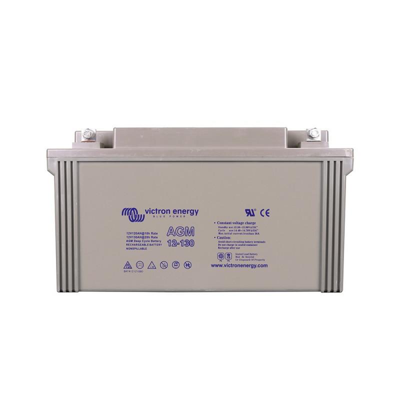 Batterie décharge lente Victron AGM 12v 130ah