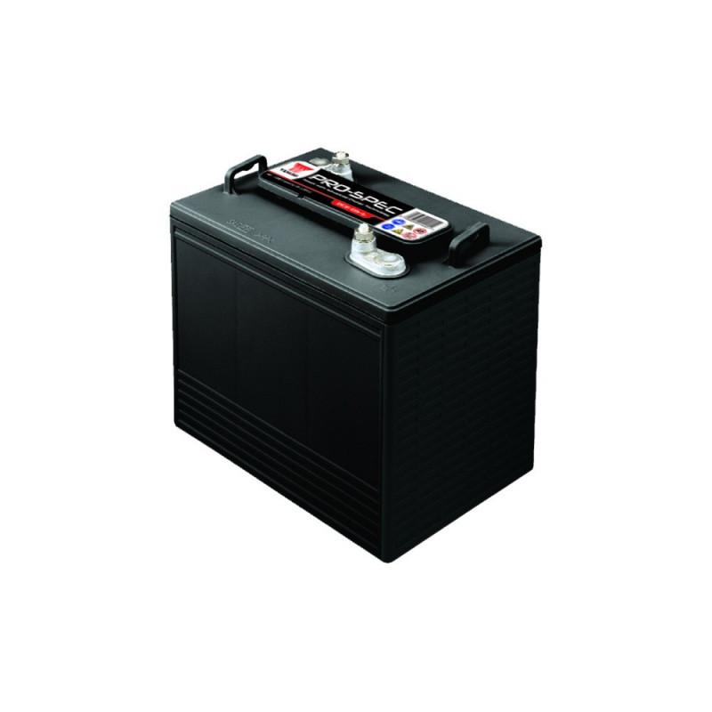 Batterie décharge lente Yuasa DCB 605-6 6v 210 ah