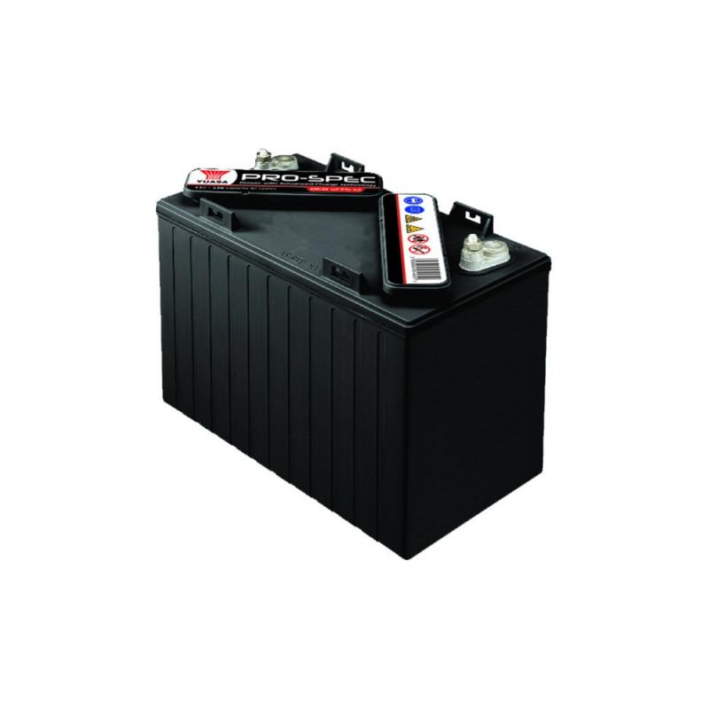 Batterie décharge lente Yuasa DCB 605-6 6v 210 ah PRO-SPEC