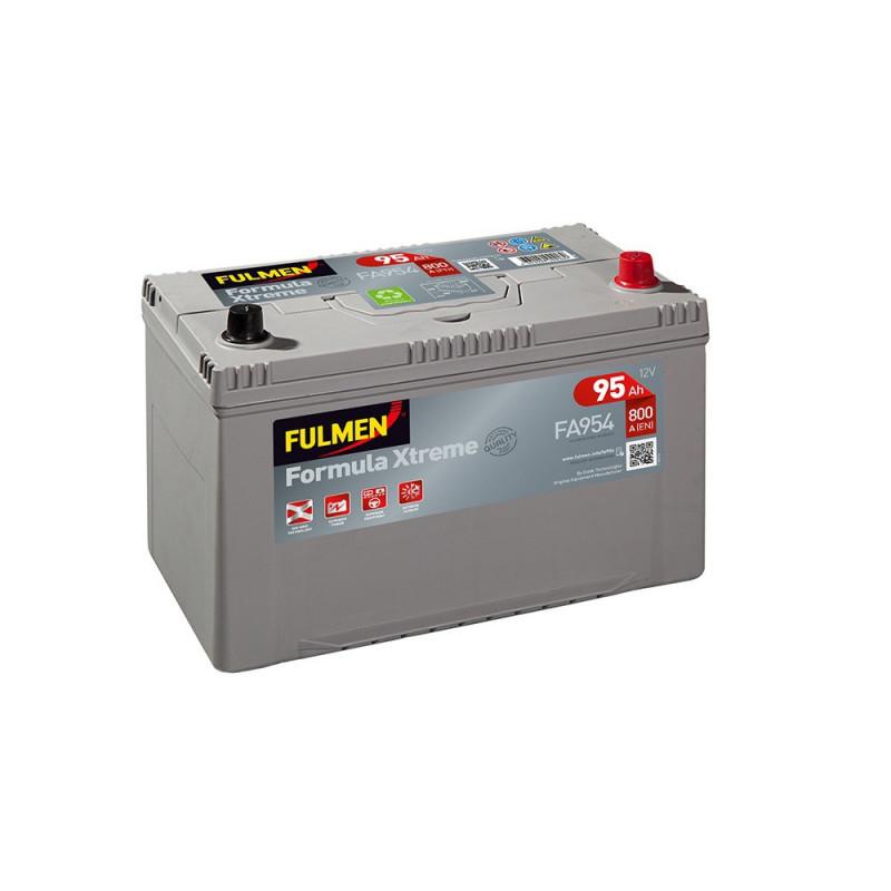 Batterie FULMEN Formula XTREM FA954 12v 95AH 800A