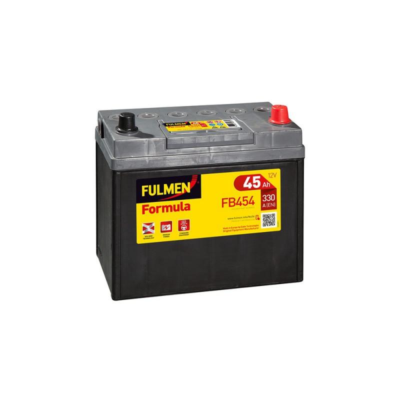 Batterie FULMEN Formula  FB454 12v 45AH 330A