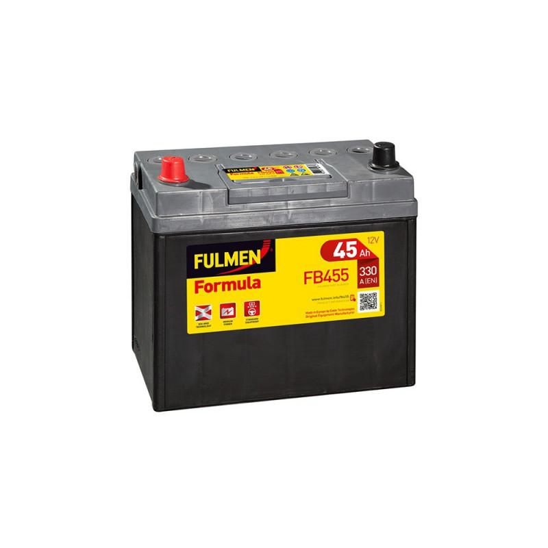 Batterie FULMEN Formula  FB455 12v 45AH 330A